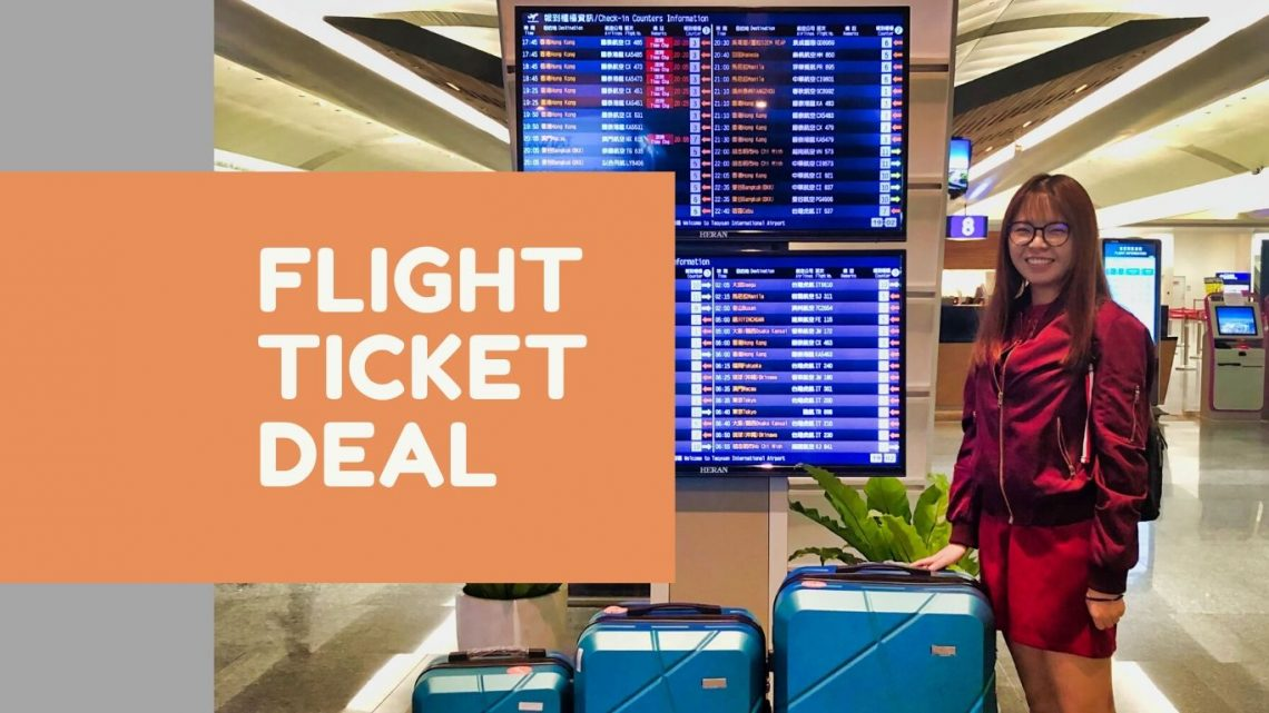 Flight ticket deals
