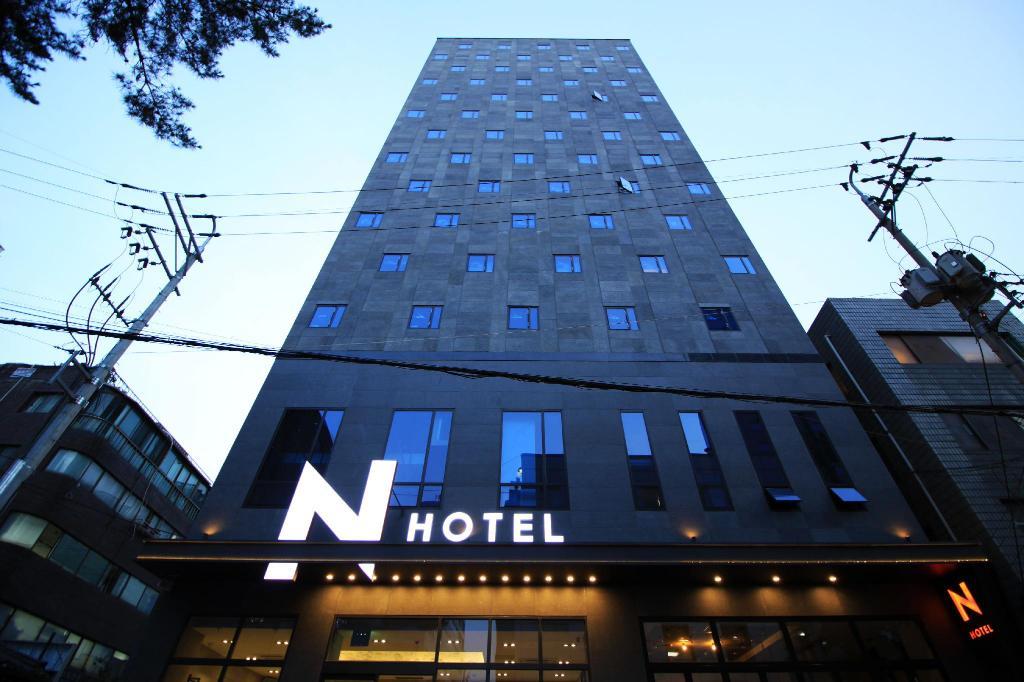 Seoul N Hotel View