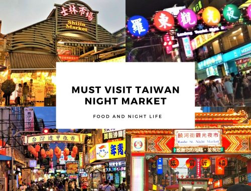 Taiwan Night Market
