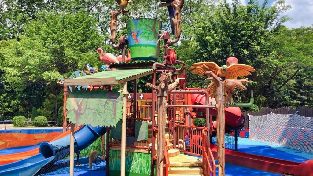 Jurong Bird Park for kid
