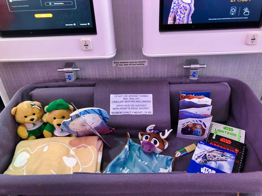 Singapore Airlines Gifts for Children