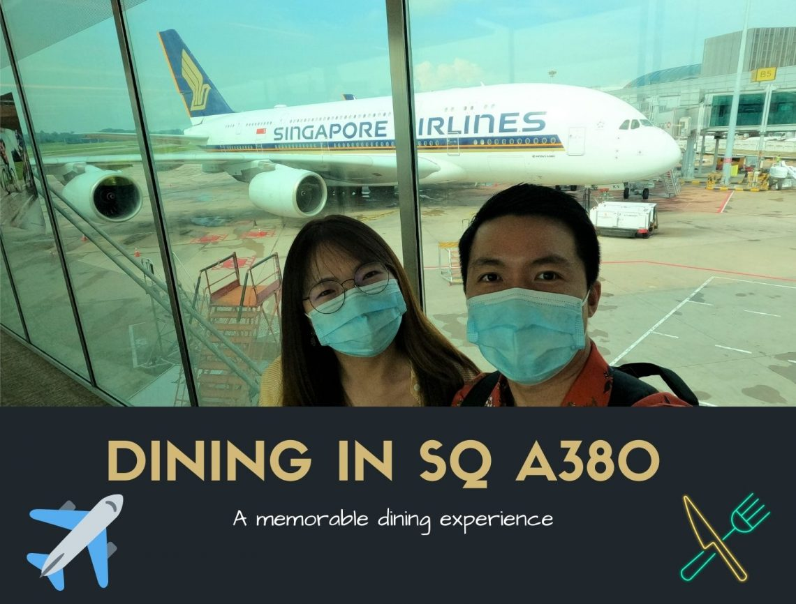 A380 Dining Singapore Airlines