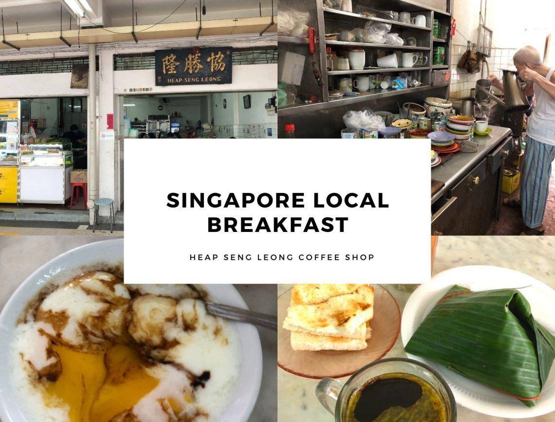Best Singapore Local Breakfast