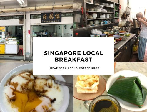 Best Singapore Local Breakfast