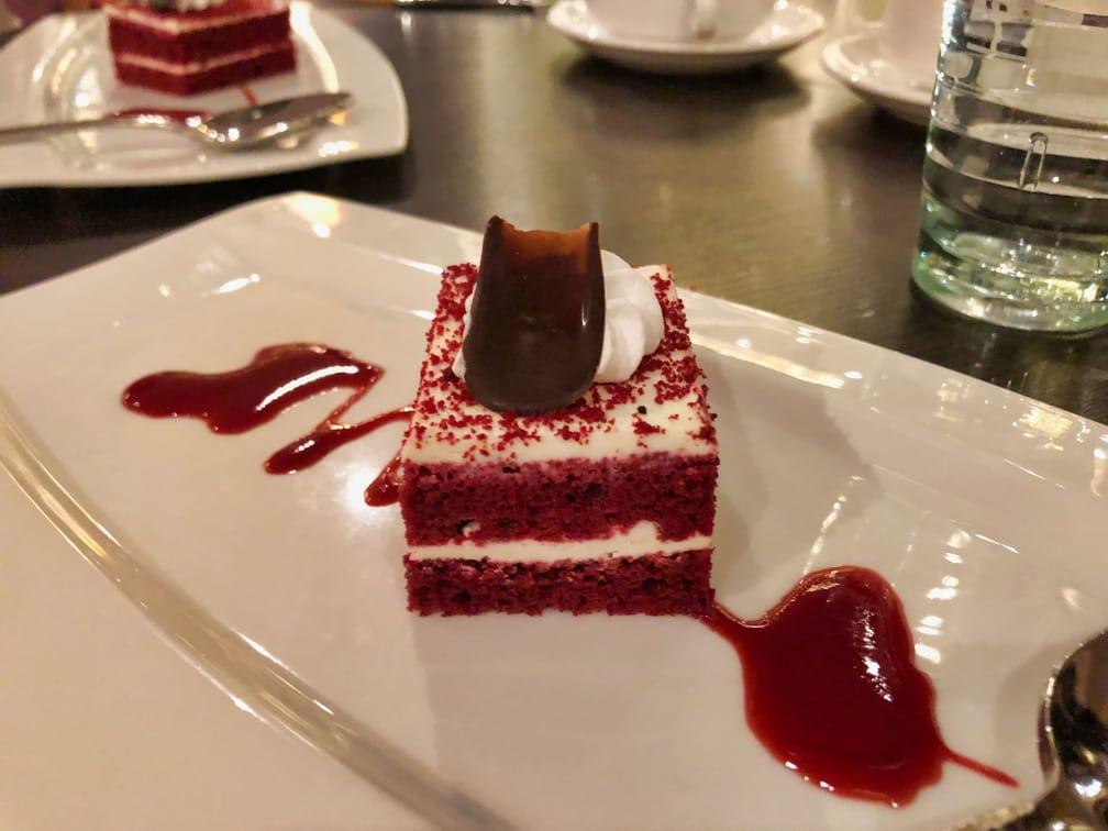 Singapore Dream Dining Room Western Dessert