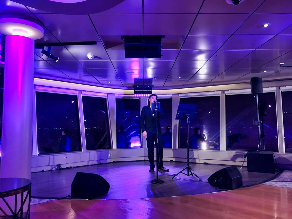 Singapore Dream Cruise Free Live Music at Sea